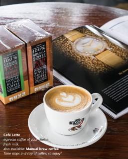 Coffee LATTE + Coffee Packs