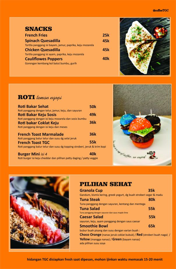 menu TGC Loop Food 2